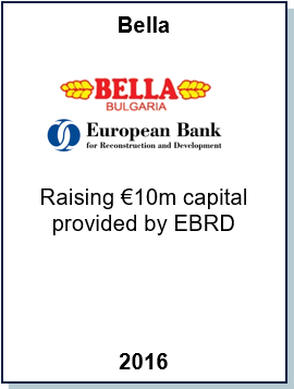 Entrea Capital advised Impala Invest BV during €10m capital raising provided by EBRD