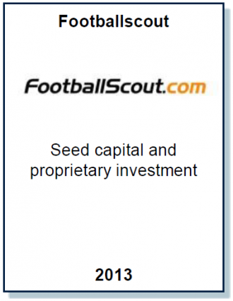 Entrea Capital Advised the Founders of FootballScout.com during a €0.6mln Capital Raising
